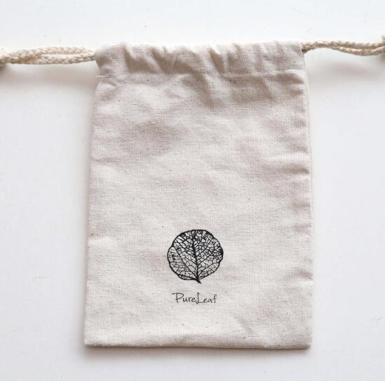 Leaf Cotton Bags,
