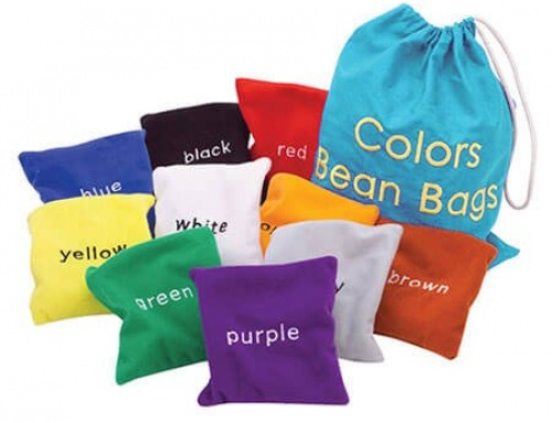 12oz cotton canvas unfilled cornhole bags