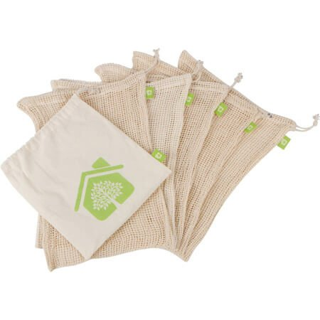 Recycle organic cotton mesh bags